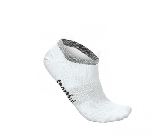 Sportful Hide Sock / Fietssok wit