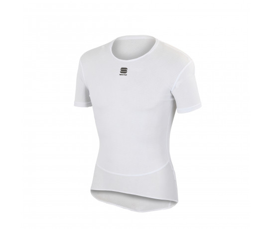 Sportful Ondershirt korte mouwen Heren Wit  / SF Bfp Baselayer Tee-White