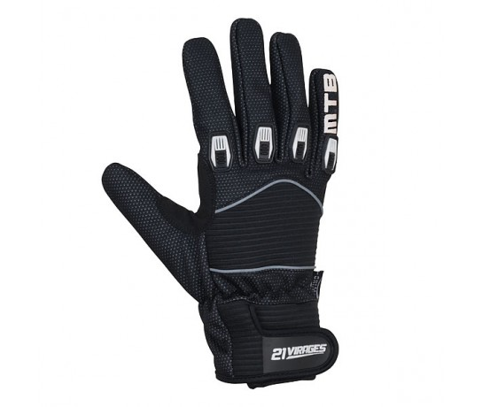 Fietshandschoen 21Virages winter windstop MTB