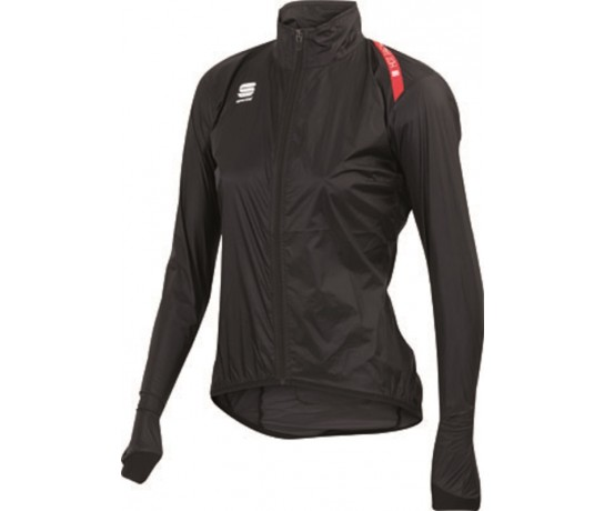 Sportful Hot Pack 5 W Jacket / Fietsjack Dames Black