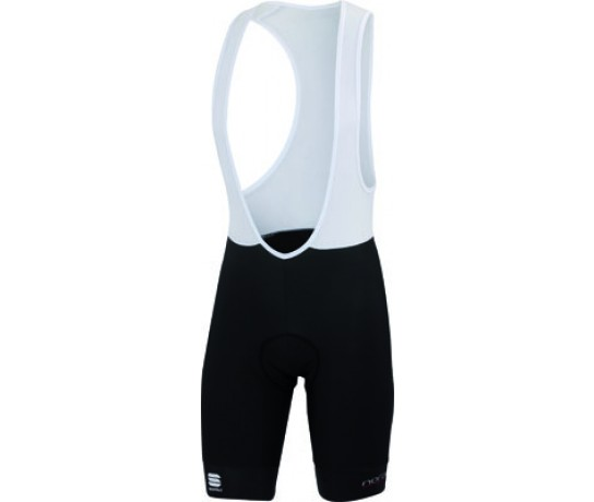 Sportful Fiandre No-Rain Bibshort / Fietsbroek Black