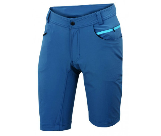 Sportful Fietsbroek Heren Blauw  / SF Giara Overshort Blue Denim