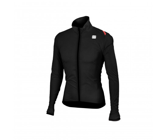 Sportful regenjack Heren Zwart / SF Hot Pack 6 Jacket-Black