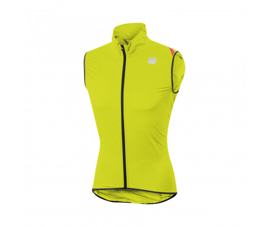 Sportful Windstopper Heren fluo / SF Hot Pack 6 Vest-Yellow Fluo