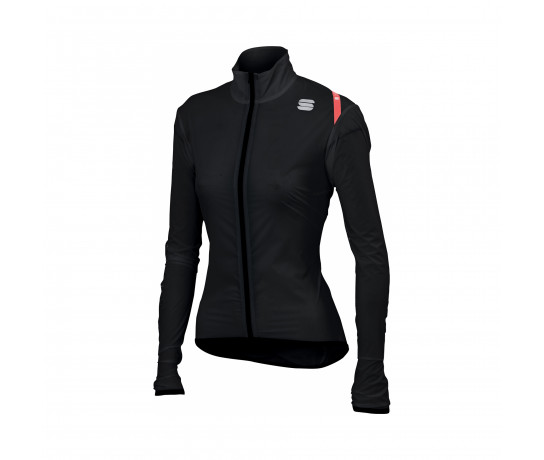 Sportful Regenjack Dames Zwart / SF Hot Pack 6 W Jacket-Black