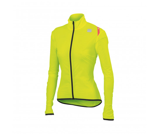 Sportful Regenjack Dames fluo / SF Hot Pack 6 W Jacket-Yellow Fluo