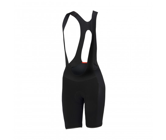 Sportful Fietsbroek met bretels - koersbroek Dames Zwart  / SF Total Comfort W Bibshort-Black
