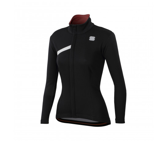 Sportful Fietsjack Dames Zwart / SF Tempo W Jacket-Black