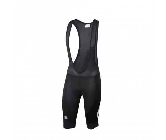 Sportful Fietsbroek met bretels - koersbroek Heren Zwart Wit / SF Neo Bibshort-Black/White