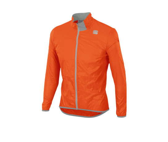 Sportful Fietsjack Heren Oranje  / SF Hot Pack Easylight Jacket-Orange Sdr