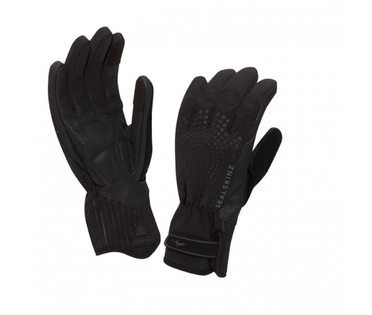 SealSkinz Women Brecon XP Glove  / Fietshandschoen Dames Zwart