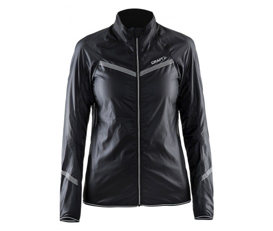 Craft Featherlight Jacket W / wind/regenjack Dames zwart