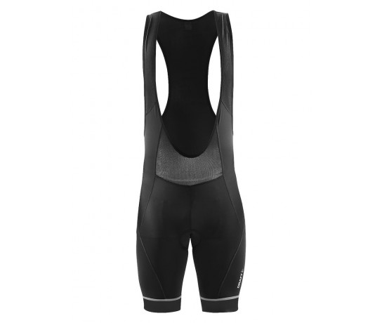 Craft Fietsbroek kort met bretels - koersbroek Heren Zwart  / CRAFT VELO BIB SHORTS M BLACK