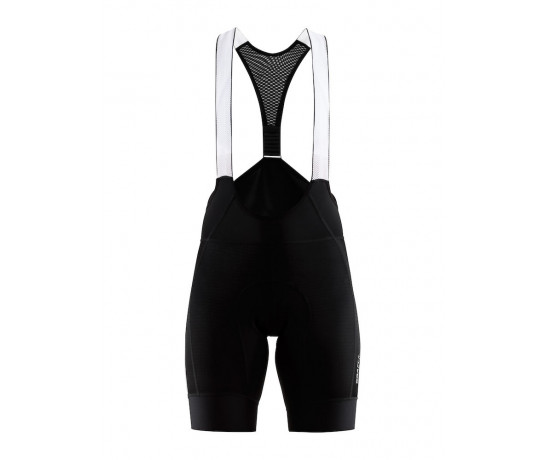 Craft Belle Glow bib shorts W / Fietsbroek Dames Zwart