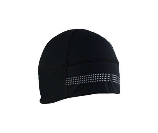 Craft Helmmuts Unisex Zwart  / SHELTER HAT 2.0 BLACK