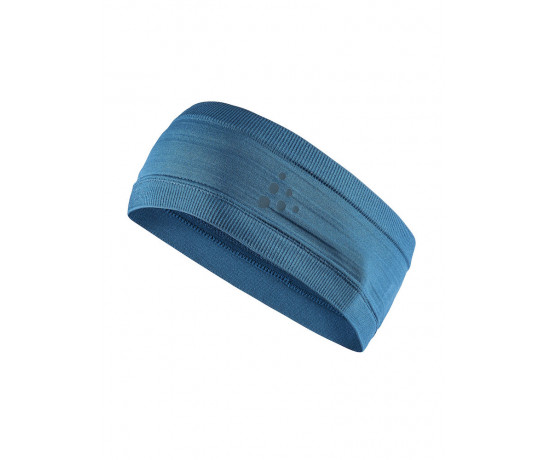 Craft Haarband Unisex Blauw  / WARM COMFORT HEADBAND J FJORD