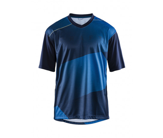 Craft Fietsshirt Heren Blauw  / HALE XT JERSEY M HAVEN/BLAZE