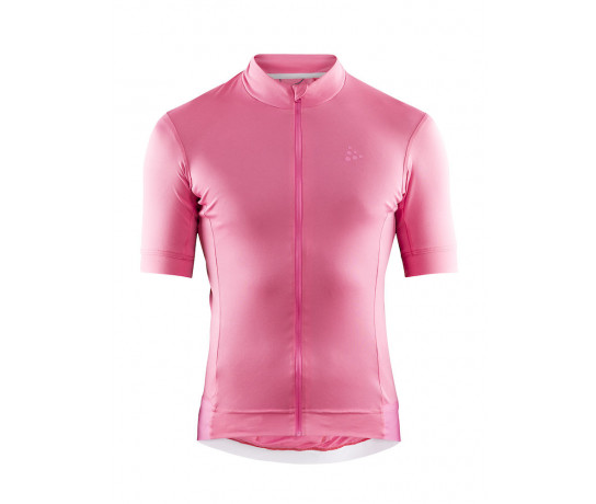 Craft Fietsshirt Heren Roze  / ESSENCE JERSEY M MAGLIA