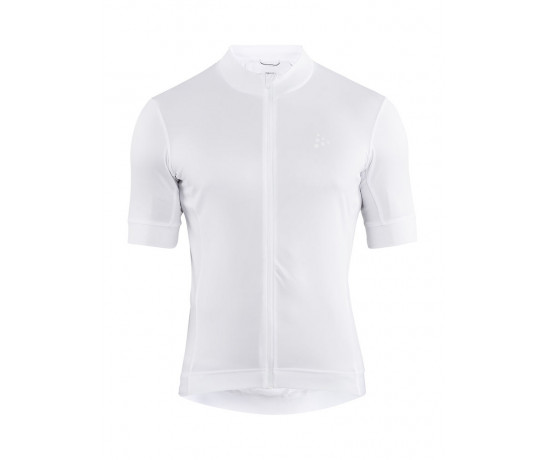 Craft Fietsshirt Heren Wit  / ESSENCE JERSEY M WHITE