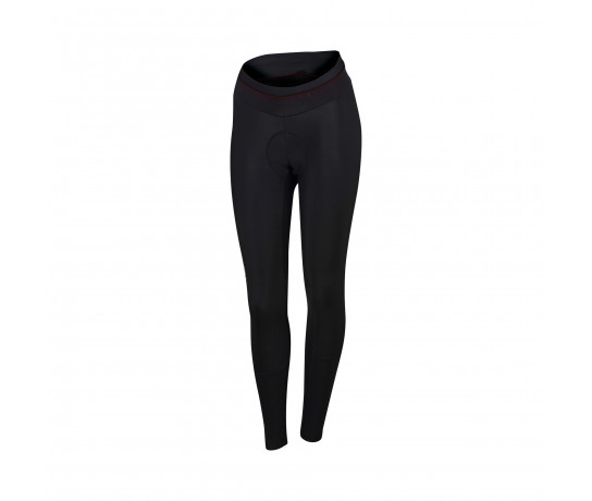 Sportful Fietsbroek lang Dames Zwart / SF Luna Thermal Tight-Black