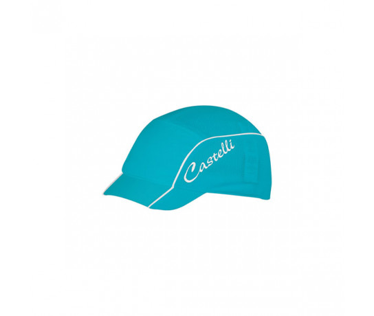 CASTELLI Summer W Cycling cap / Fietsmuts Carriben Wit onesize