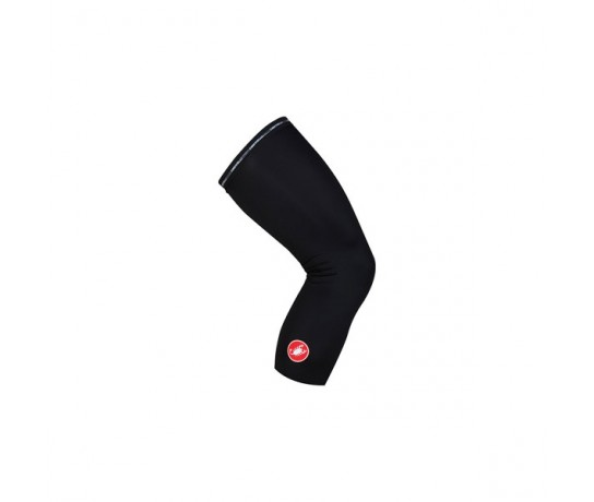 CASTELLI  Upf 50+ Light Knee Sleeves / Kniestukken UPF 50+ Zwart