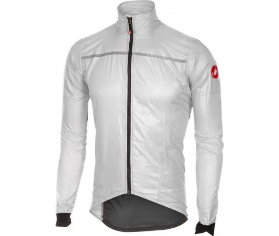CASTELLI SUPERLEGGERA Jacket  / Fietsjack Wit