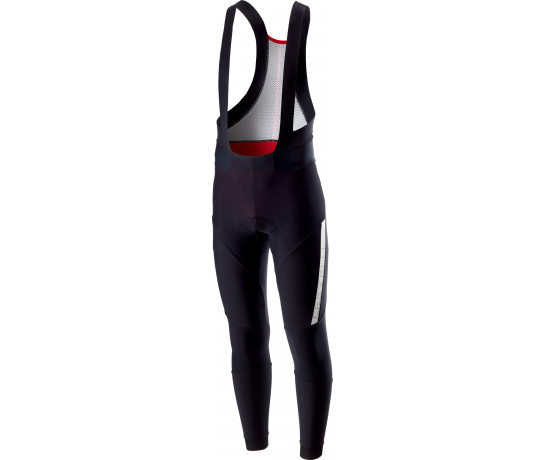 Castelli Fietsbroek lang Heren Zwart Wit / CA Sorpasso 2 Bibtight Black/White