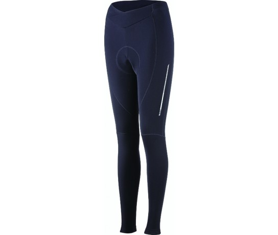 BBB COLDSHIELD TIGHTS Women / Fietsbroek Dames zonder bretels Zwart