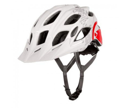 Endura Fietshelm Heren Wit / Hummvee Helm - Wit