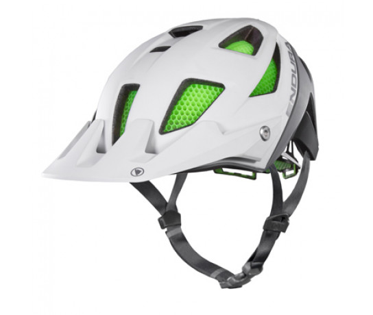 Endura Fietshelm Unisex Wit / MT500 Helm - Wit