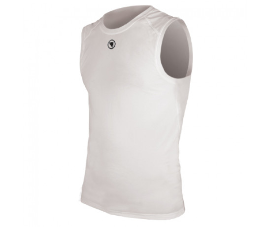 Endura Ondershirt mouwloos Heren Wit / Translite mouwloze Baselayer - Wit