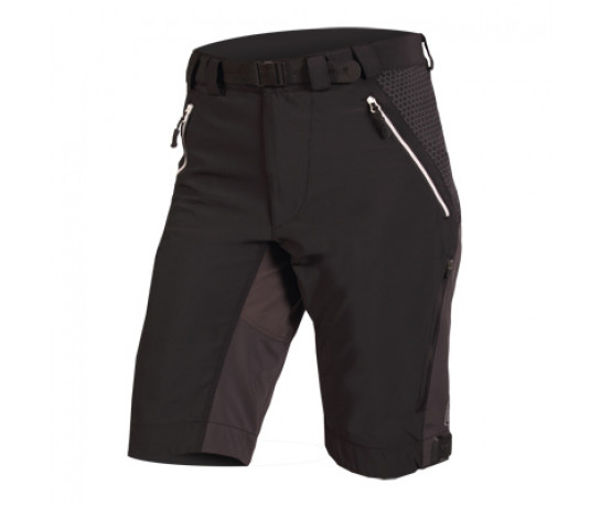Endura MTB Baggy korte fietsbroek Dames Zwart / Dames MT500 Spray Baggy Short - Zwart