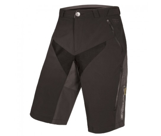 Endura MTB baggy short waterdicht zonder zeem zwart/ MT500 Spray Baggy Short II