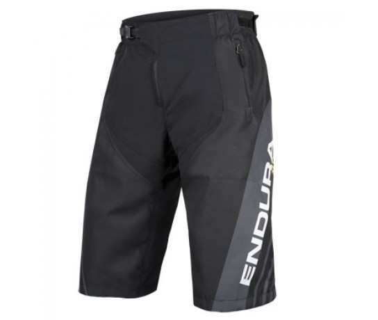 Endura MTB Baggy korte fietsbroek Heren Zwart / MT500 Burner Ratchet Short - Zwart