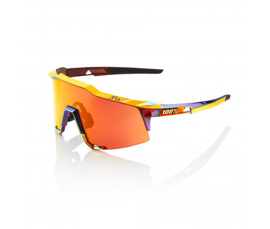 100% Fietsbril / Speedcraft Peter Sagan Hiper Lens  Chromium Red