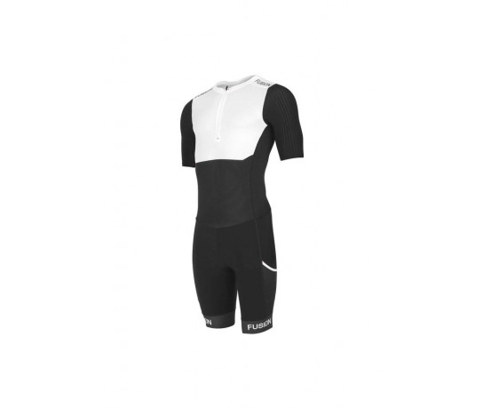 Fusion Triathlon snelpak Unisex Wit / SLi SPEEDSUIT  WHITE/BLACK