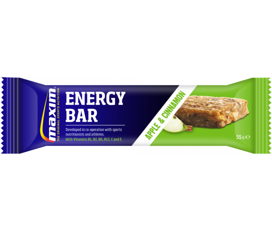 Maxim Energy Bar Apple & Cinnamon 55 gr.