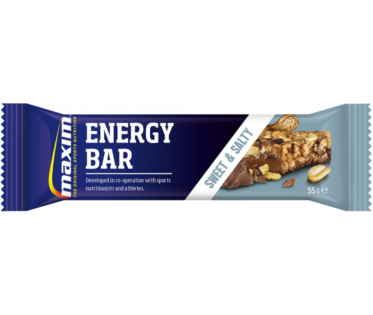 Maxim Energy Bar Sweet & Salty 55 gr.