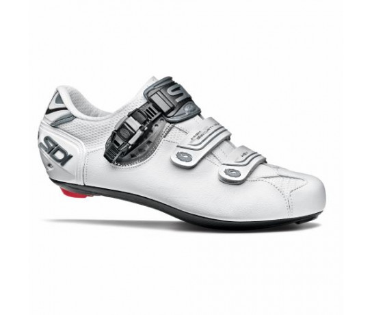Sidi Race Fietsschoenen Wit Heren / Genius 7 Mega Shadow White