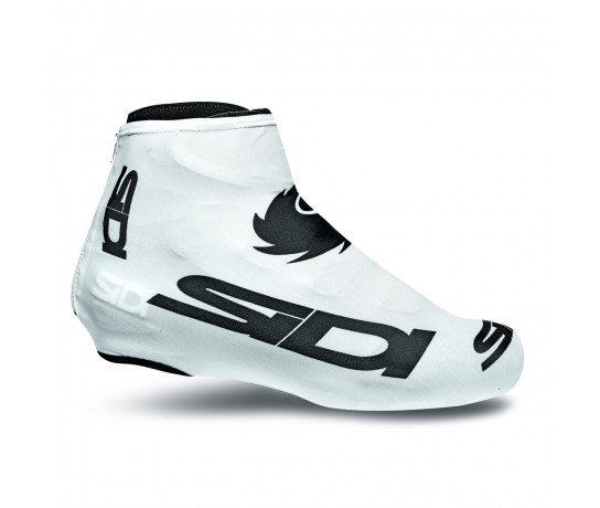 Sidi Overschoenen Time trial Wit Zwart Unisex / Chrono Covershoes Printed (35) White/Black