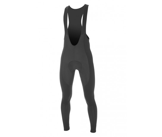 VERMARC PR.R Bib Tights Antivento / Fietsbroek Zwart