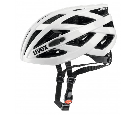 Uvex Fietshelm Race unisex Wit  / UV I-Vo Race-White