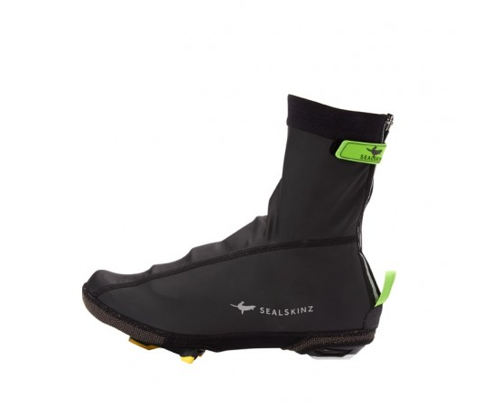 SealSkinz Lightweight Enclosed Overshoe / Overschoen Zwart