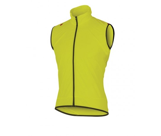 Sportful Hot Pack Wind Vest / Windstopper  Yellow