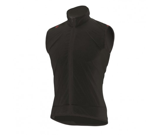 Sportful Hot Pack Wind Vest / Windstopper  Black