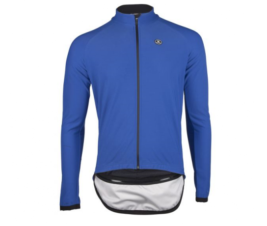 Vermarc Fietsjack winter unisex Blauw  / ZERO AQUA Long Sleeves - Blue