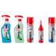 Cyclon Seizoenstart race KIT ; Bionet 750ml ,  Bike cleaner 750ml, Course Spray 250ml, Wax lube 125ml, Instant Polish Wax 250ml