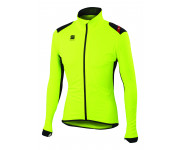 Sportful regenjack Heren fluo / SF Hot Pack 6 Jacket-Yellow Fluo