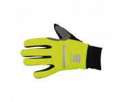 Sportful Fietshandschoenen winter Heren fluo Zwart / SF Polar Glove-Yellow Fluo/Black